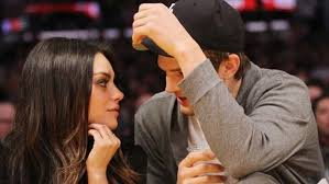 kutcher and kunis reportedly engaged the kingston whig standard