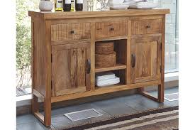 Dining Room Servers Sideboards Dining Room Storage Buffets U0026 Servers Ashley Furniture Homestore