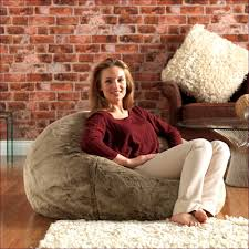 furniture awesome biggest bean bag chair beans in a bag fuzzy