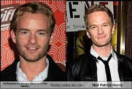 Neil Patrick Harris Meme - christopher masterson malcolm in the middle totally looks like