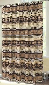 Western Fabric For Curtains Western Shower Curtains Western Fabric Shower Curtains Western