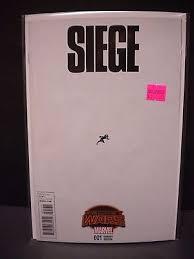 siege i size secret wars siege 1 variant ant size 5 99 picclick