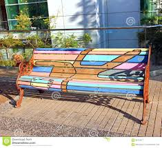 painted outdoor chairs painted outdoor furniture diy kids picnic