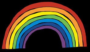 rainbow clipart for kids clip art library
