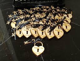 200 heart and skeleton key wedding favors 200 00 via etsy
