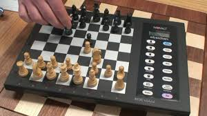 how to use electronic chess set novag obsidian youtube