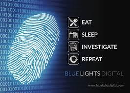 leading investigator joins blue lights digital blue lights digital