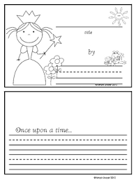 free fairy tale writing cute word banks paper