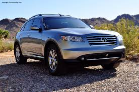 2008 infiniti fx35 review rnr automotive blog