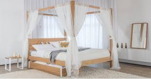 Four Poster Bed Curtains Drapes Drapery For Four Poster Beds Get Laid Beds