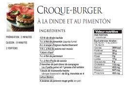cuisine sans sel 101 recettes sans sel croque burger à la dinde et au pimenton
