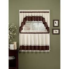 coffee themed kitchen curtains for a relaxed feel