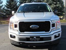 vehicle details 2018 ford f 150 at dahl ford davenport dahl ford