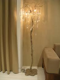 interior tree lamps floor with an interior designer in paris