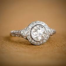 antique diamond engagement rings estate diamond jewelry saying i do to antique and vintage