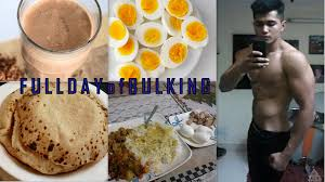 full day of bulking india on a budget meal prep u0026 p r youtube