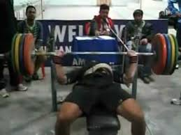 Powerlifting Bench Workout All India University Powerlifting G N D U Bench Press 172 5 Kg