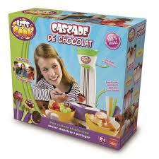 kit de cuisine pour enfant goliath cascade de chocolat achat vente cuisine créative jeu