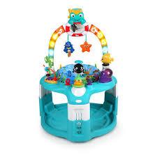 Baby Einstein Activity Table 2 In 1 Lights U0026 Sea Activity Gym U0026 Saucer