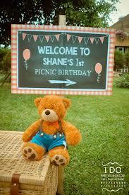 kara u0027s party ideas teddy bear birthday party picnic kara u0027s party