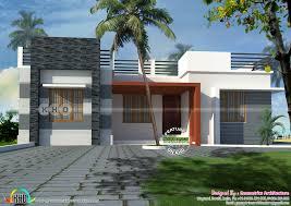 one floor flat roof home 930 sq ft kerala home design bloglovin u0027