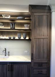 stain colors for oak kitchen cabinets kitchen renovation with grey stained oak cabinets home