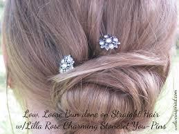 bun pins bun updo tutorial for weddings proms and
