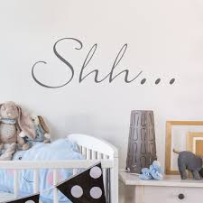 compare prices on designer babies quotes online shopping buy low shh quotes wall stickers for kids rooms baby bedroom wall decal vinyl removable modern quote decor