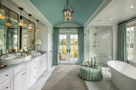 Coastal Bathroom Vanity Wondrous Coastal Cottage Bathroom Vanities With Glass Door Panels