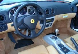 Ferrari 360 Interior 1999 2005 Ferrari Car 360 Modena Ferrari Blog