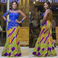 robe africaine mariage mariage comment apparaître chic fabuleuse en pagne wax 30