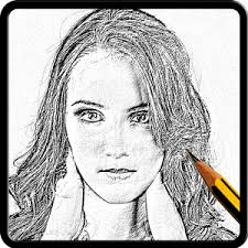 pencil sketch art android apps on google play