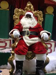 is metro open on thanksgiving black mall santa in metro detroit says kids don u0027t see his skin