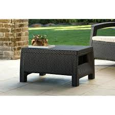 Folding Patio Side Table Outside Side Table Large Size Of Coffee Rattan Ottoman Wicker