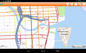 Maps Google Com Miami by Miami Offline Mappa Map Google Play Store Revenue U0026 Download
