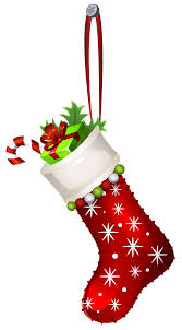 red christmas stocking transparent png clip art image gallery