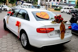 car decorations car decorations elshaddai christian wedding planners