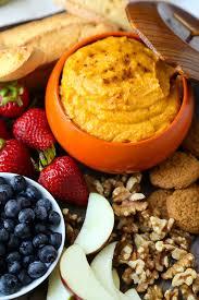 10 minute pumpkin dip recipe pickled plum food and drinks
