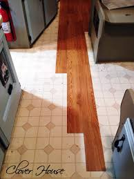 Laminate Flooring For Rv Clover House Rv Remodel On A Budget Floor Update Cool Stuff