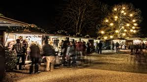 christmas markets and winter fairs national trust