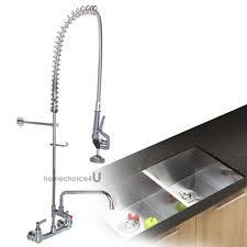 pre rinse kitchen faucet commercial faucet pre rinse ebay