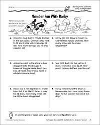multiplication and division word problem worksheets worksheets