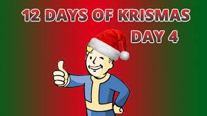 fallout 4 12 days of krismas