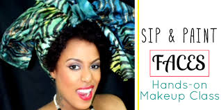 makeup classes in baltimore sip and paint faces makeup class tickets sat jul 22 2017 at 5
