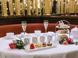 agenda bureau vall馥 luxury afternoon tea hotel café royal