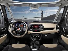 interni 500 l fiat 500l us 2014 pictures information specs