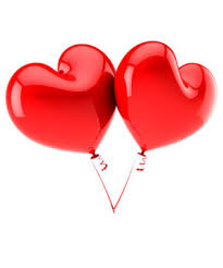 heart balloons dashing heart balloons preeti flowers