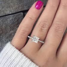 princess cut engagement ring tacori engagement rings fit for a princess cut raymond