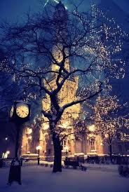 Massachusetts travel merry images Christmas night in copley square boston ma loved by www jpg
