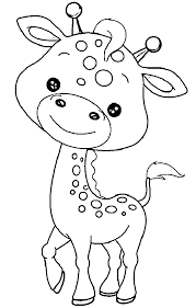 free baby jungle animal clipart 69